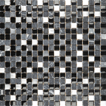 Pastilha Glass Stone GS200-1 31x31cm Glass Mosaic