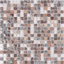 Pastilha Glass Stone GS301  31x31cm Glass Mosaic