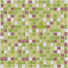 Pastilha Glass Stone GS307 31x31cm Glass Mosaic