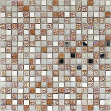 Pastilha Glass Stone GS550 31x31cm Glass Mosaic