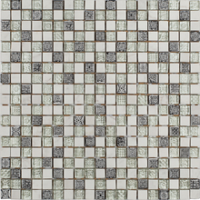 Pastilha Glass Stone GS551 31x31cm Glass Mosaic