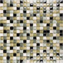 Pastilha Glass Stone GS804  31x31cm Glass Mosaic