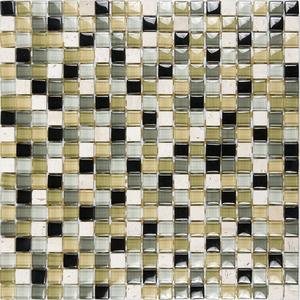 Pastilha Glass Stone GS804  31x31cm Glass Mosaic