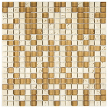 Pastilha Glass Stone GS901 31x31cm Glass Mosaic