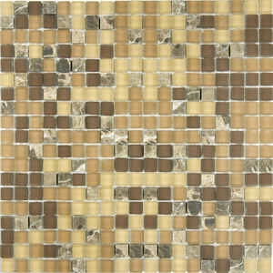 Pastilha Glass Stone GS902 31x31cm Glass Mosaic