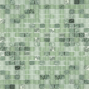 Pastilha Glass Stone GS903 31x31cm Glass Mosaic