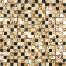 Pastilha Glass Stone GS908 31x31cm Glass Mosaic