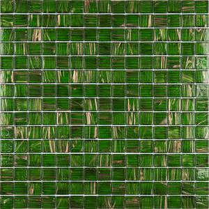 Pastilha Gold GD04 31,5x31,5cm Glass Mosaic