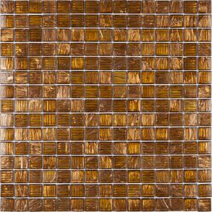 Pastilha Gold GD08 31,5x31,5cm Glass Mosaic