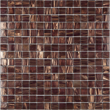 Pastilha Gold GD09 31,5x31,5cm Glass Mosaic