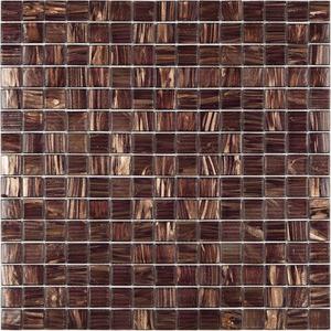Pastilha Gold GD09 31,5x31,5cm Glass Mosaic