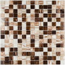 Pastilha Gold GDM03  31,5x31,5cm Glass Mosaic