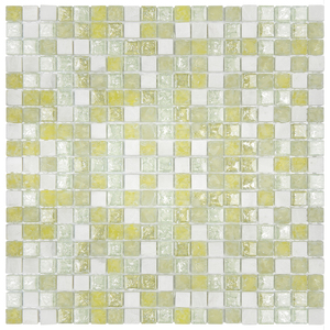 Pastilha GS303 30x30cm Glass Mosaic