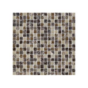 Pastilha GS906 30x30cm Glass Mosaic