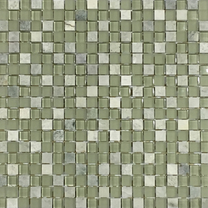 Pastilha GS911 31x1cm Glass Mosaic