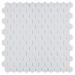 Pastilha HX01 32,1x32,1cm Glass Mosaic