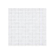 Pastilha IC01 Branca 30x30cm Glass Mosaic
