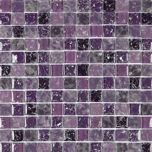 Pastilha Ice IC04 30x30cm Glass Mosaic