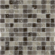 Pastilha Ice IC06 30x30cm Glass Mosaic