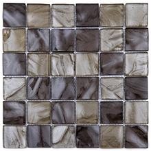 Pastilha J04 30x30cm Glass Mosaic