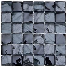 Pastilha J07 30x30cm Glass Mosaic