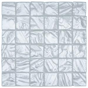 Pastilha J12 30x30cm Glass Mosaic