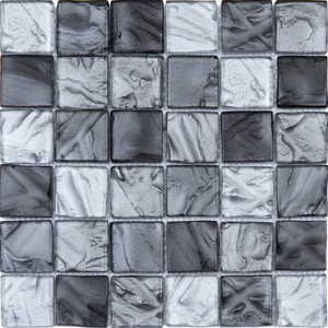 Pastilha Junsui J02 30x30cm Glass Mosaic