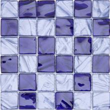 Pastilha Junsui J08 30x30cm Glass Mosaic