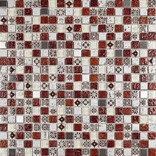 Pastilha Machu Pocchu MP501  31x31cm Glass Mosaic