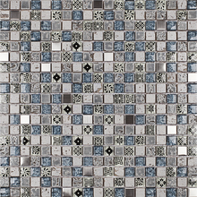 Pastilha Machu Pocchu MP502 31x31cm Glass Mosaic