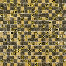 Pastilha Machu Pocchu MP504 31x31cm Glass Mosaic