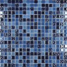 Pastilha Mix103 30x30cm Glass Mosaic