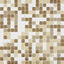 Pastilha MIX13 30x30cm Glass Mosaic
