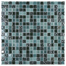 Pastilha MIX 101 30x30cm Glass Mosaic