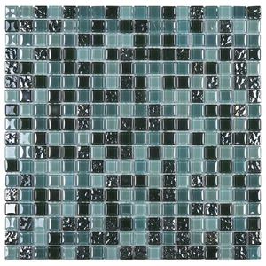 Pastilha MIX 101 30x30cm Glass Mosaic