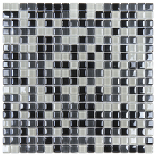 Pastilha MIX 104 30x30cm Glass Mosaic