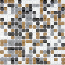 Pastilha Mix MIX14 30x30cm Glass Mosaic