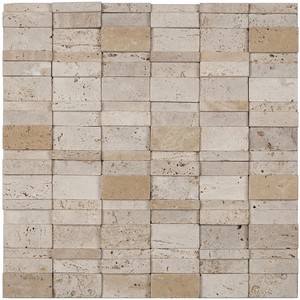 Pastilha MR01 30,5x30,5cm Glass Mosaic