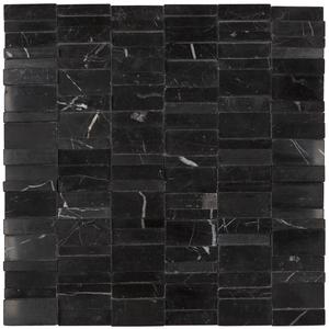 Pastilha MR04 30,5x30,5cm Glass Mosaic