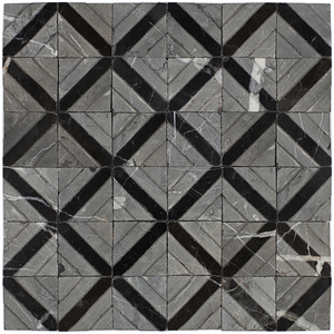 Pastilha MR29 30,5x30,5cm Glass Mosaic