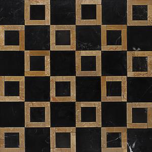 Pastilha MR34 30,5x30cm Glass Mosaic