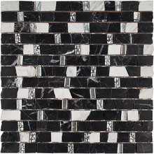 Pastilha MR47 30,5x30,5cm Glass Mosaic