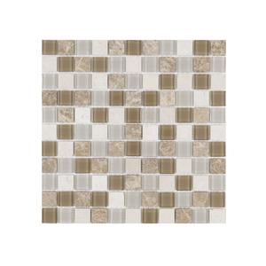 Pastilha MT705 29x29cm Glass Mosaic