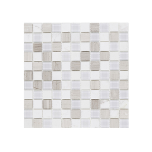Pastilha MT711 29x29cm Glass Mosaic