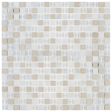 Pastilha MT 715 30x30cm Glass Mosaic