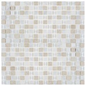 Pastilha MT 715 30x30cm Glass Mosaic