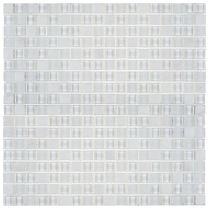 Pastilha MT 716 30x30cm Glass Mosaic