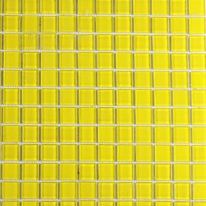 Pastilha Orient Amarelo 30x30 cm Vetromani