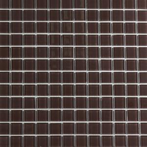 Pastilha Orient Marrom 30x30 cm Vetromani