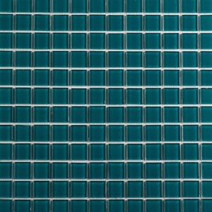 Pastilha Orient Verde 30x30 cm Vetromani